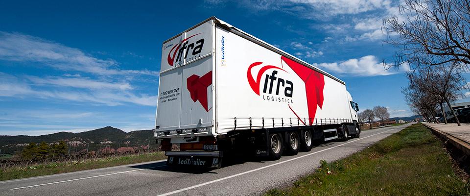 Transportes nacionales e internacionales
